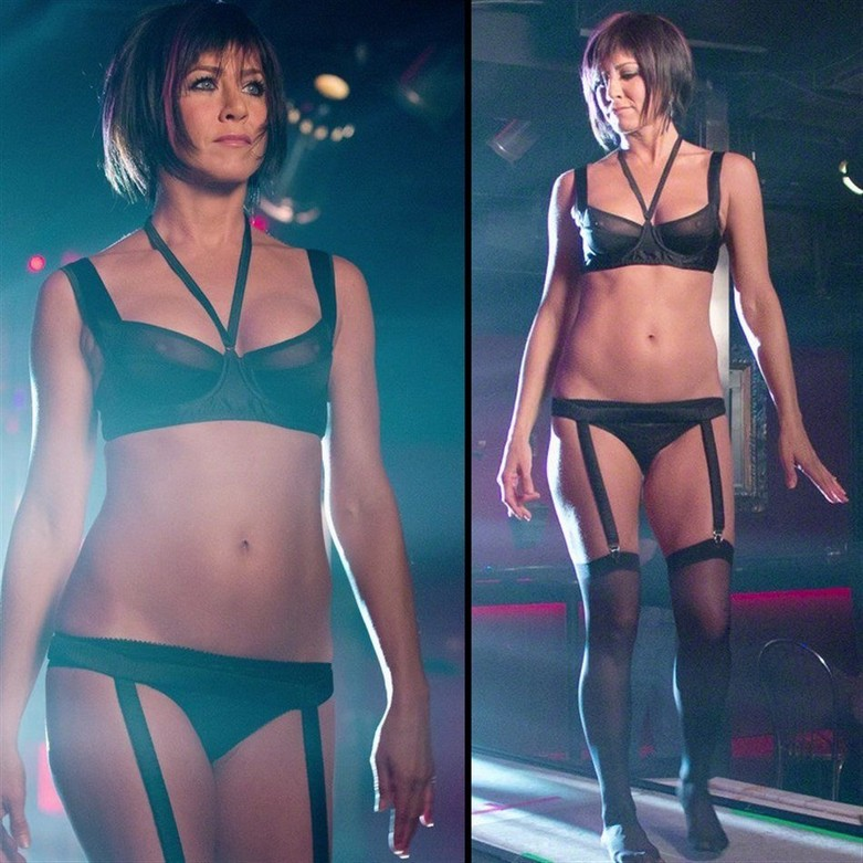 Jennifer Aniston Naked (X-Ray See Through Clothes) 1