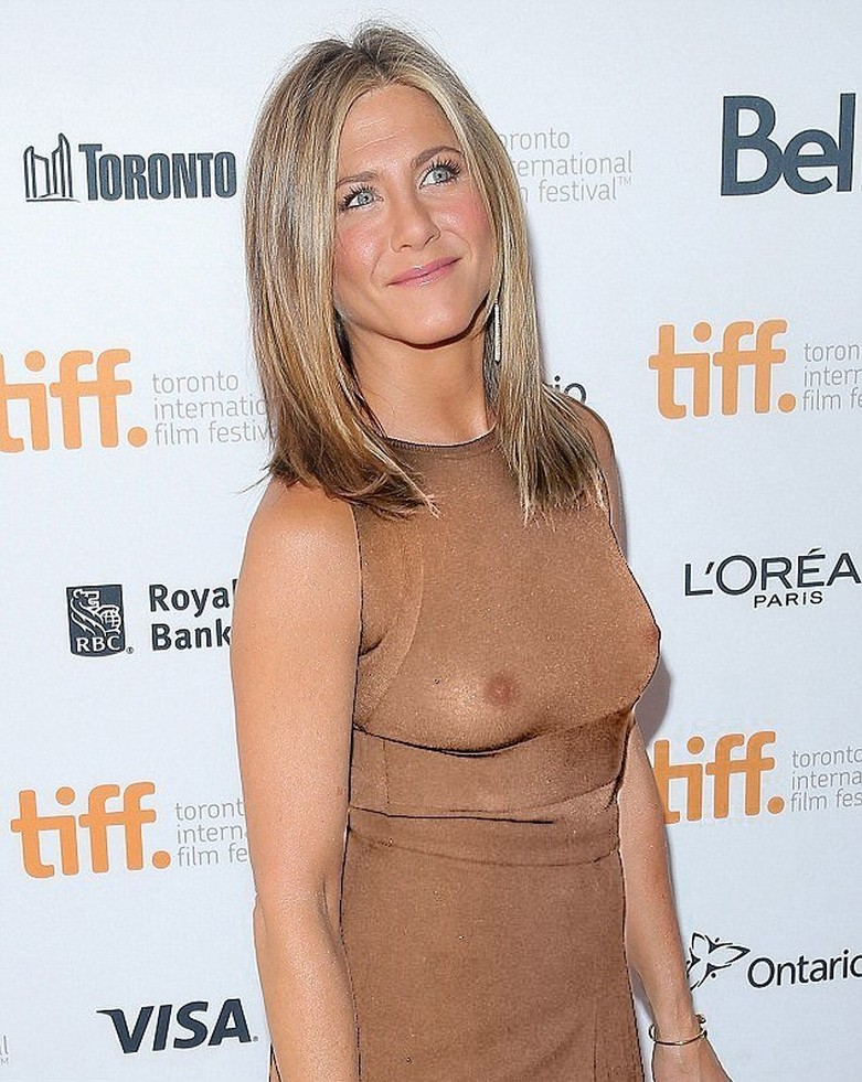 Jennifer Aniston Naked (X-Ray See Through Clothes) 3