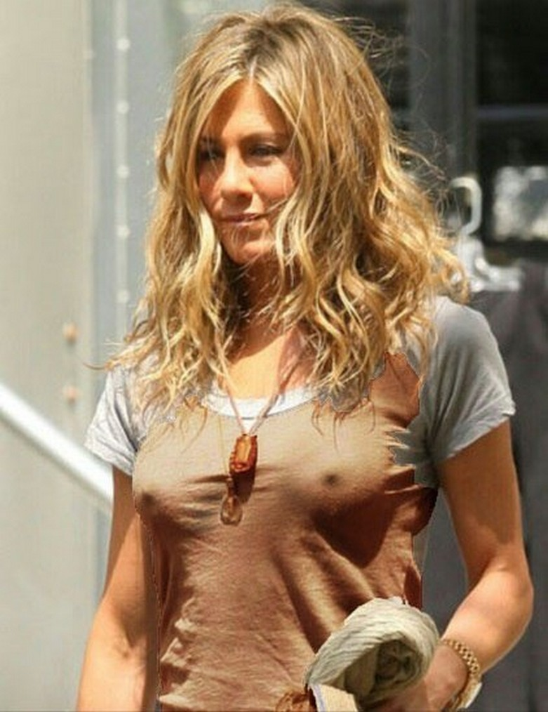 Jennifer Aniston Naked (X-Ray See Through Clothes) 4