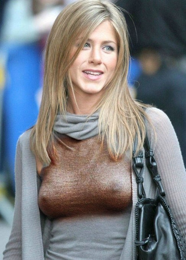 Jennifer Aniston Naked (X-Ray See Through Clothes) 6