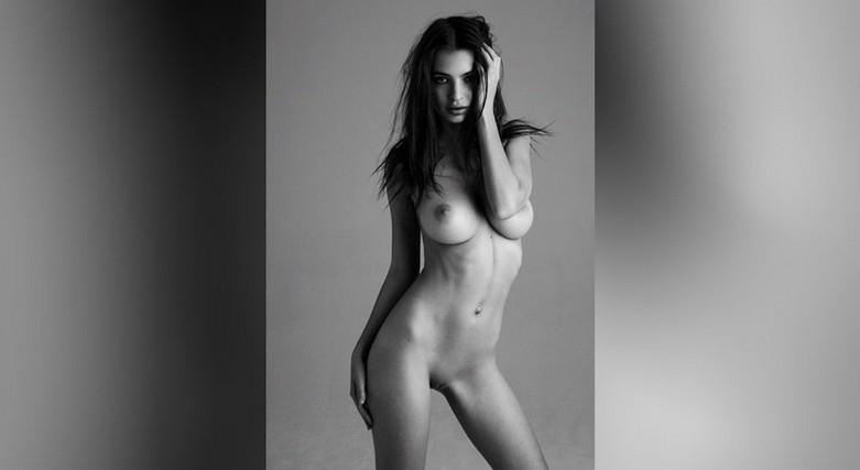 Η Emily Ratajkowski γυμνή! 4