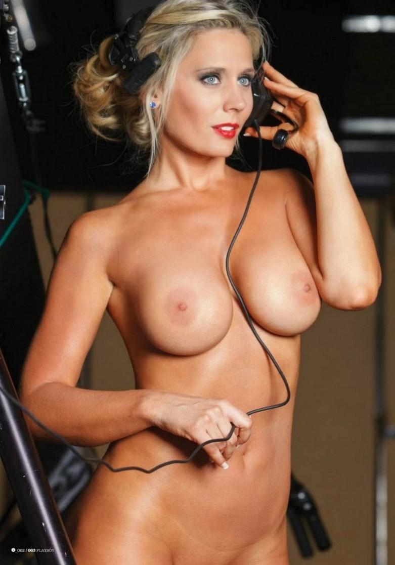 Rocio Marengo - Latin Actress Naked in Playboy Argentina 16