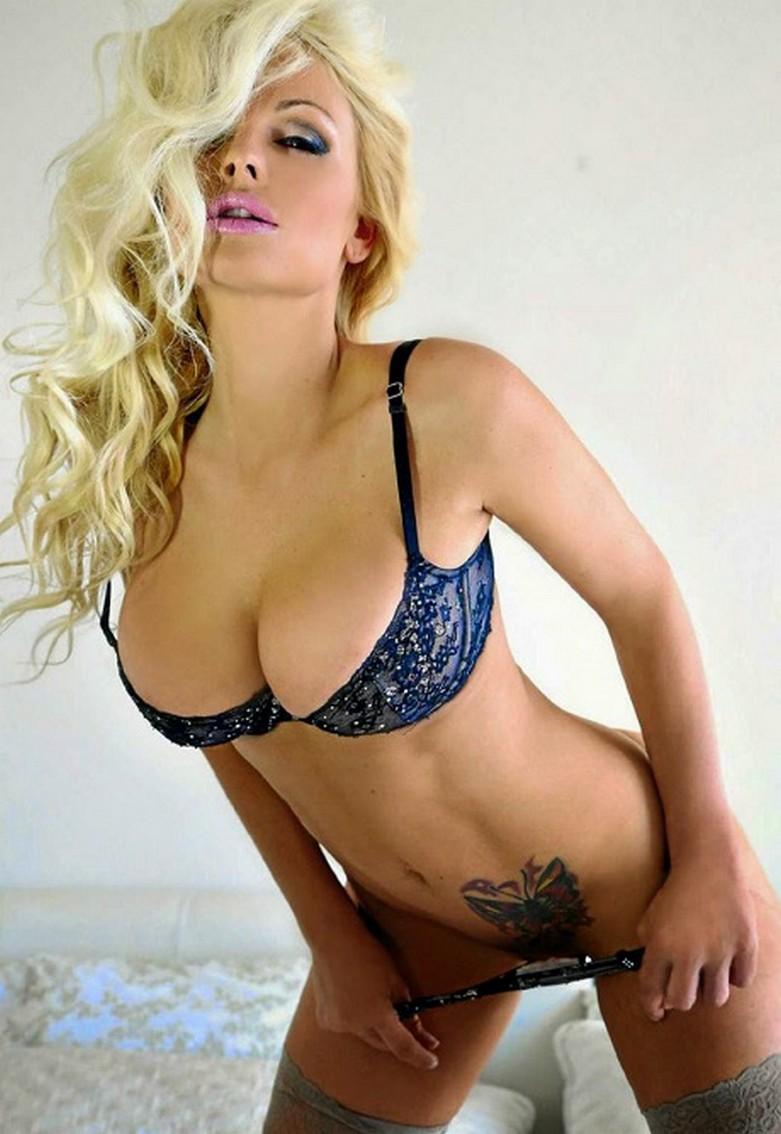 Jesse Jane - Digital Playground's Star Naked in Playboy! 1