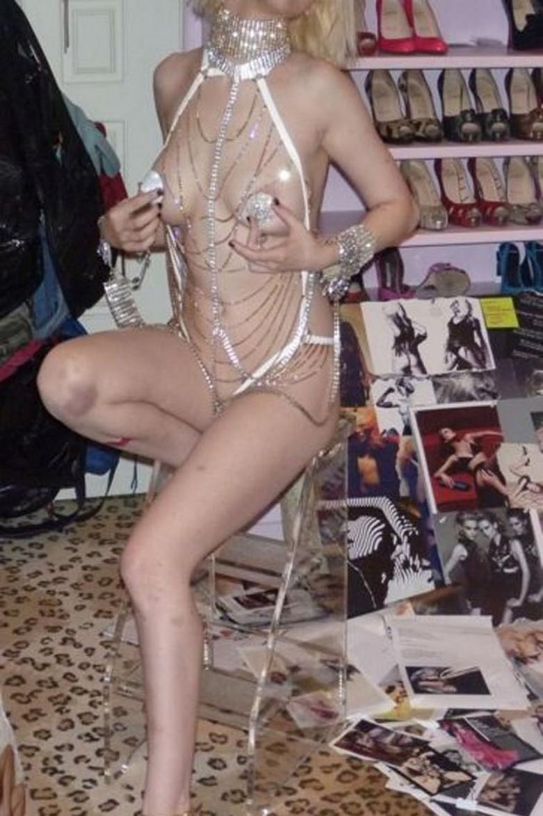 Οι φώτος της Christina Aguilera, που διέρρευσαν από το iCloud 5