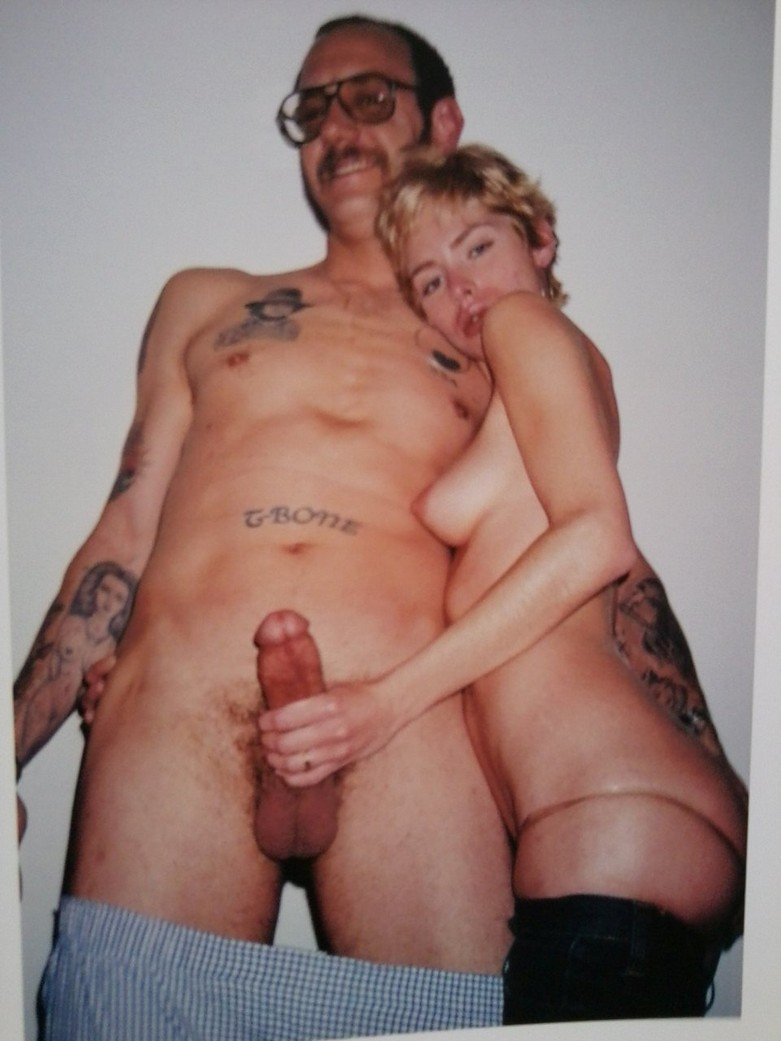 Leaked nude photos of Minerva Portillo and Terry Richardson. 19