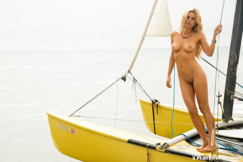 Sophie Monk - Hot Naked Photoshoot for Playboy! (32 pics) 20