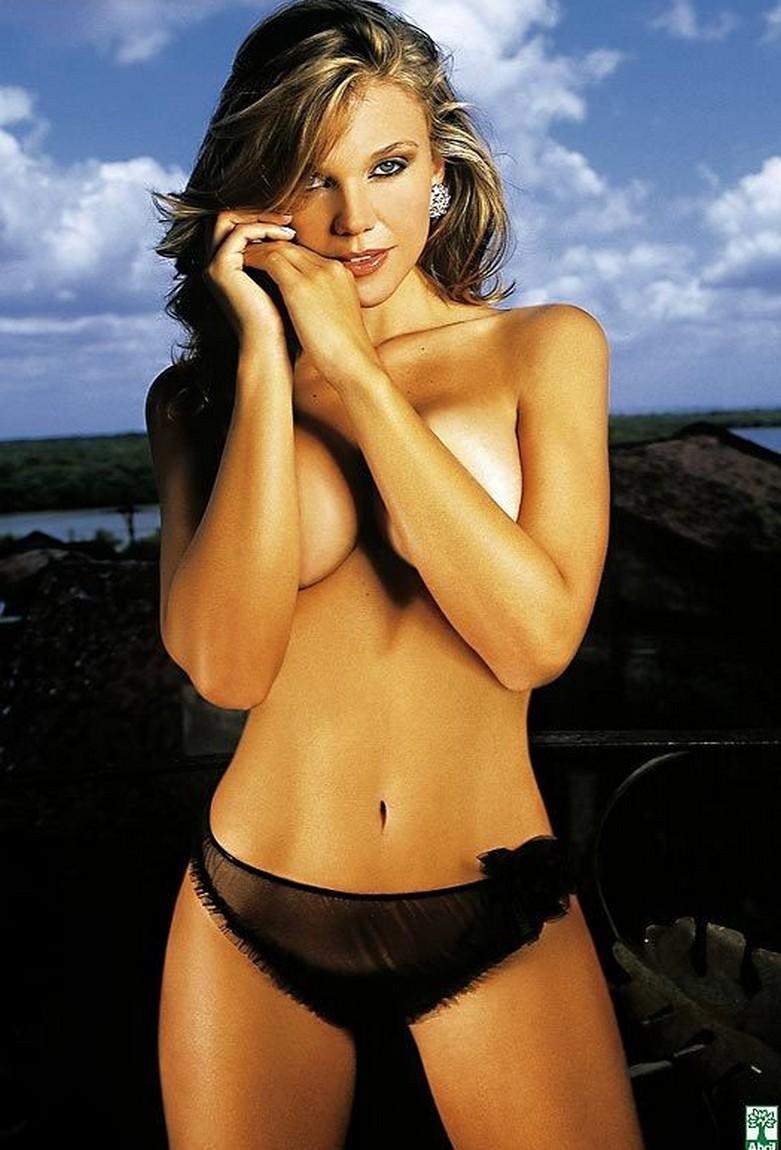 Daniela Cecconello - Brazilian Goddess Naked! 4