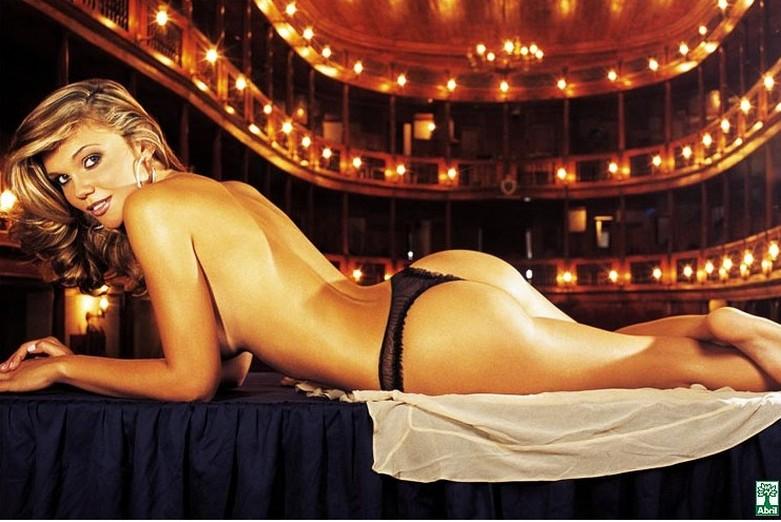 Daniela Cecconello - Brazilian Goddess Naked! 5