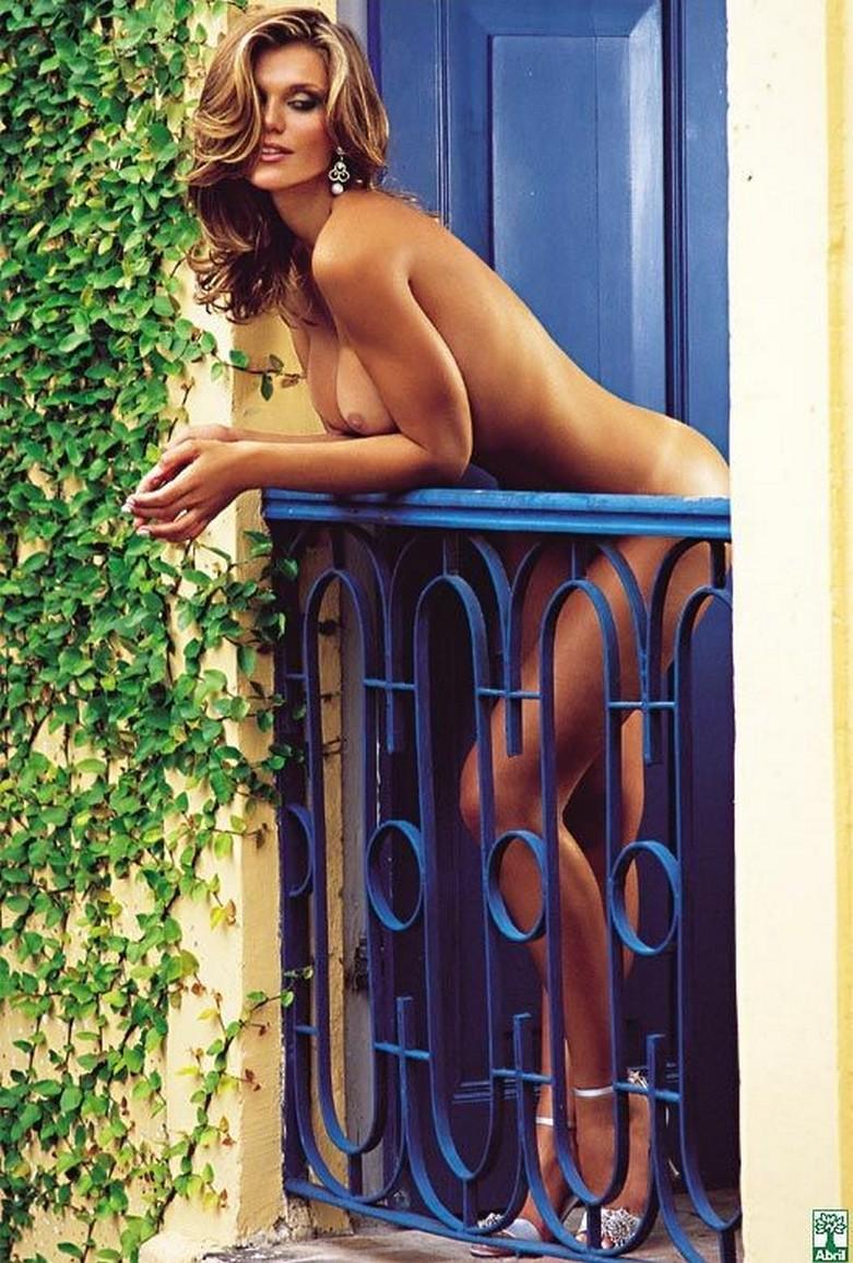 Daniela Cecconello - Brazilian Goddess Naked! 8