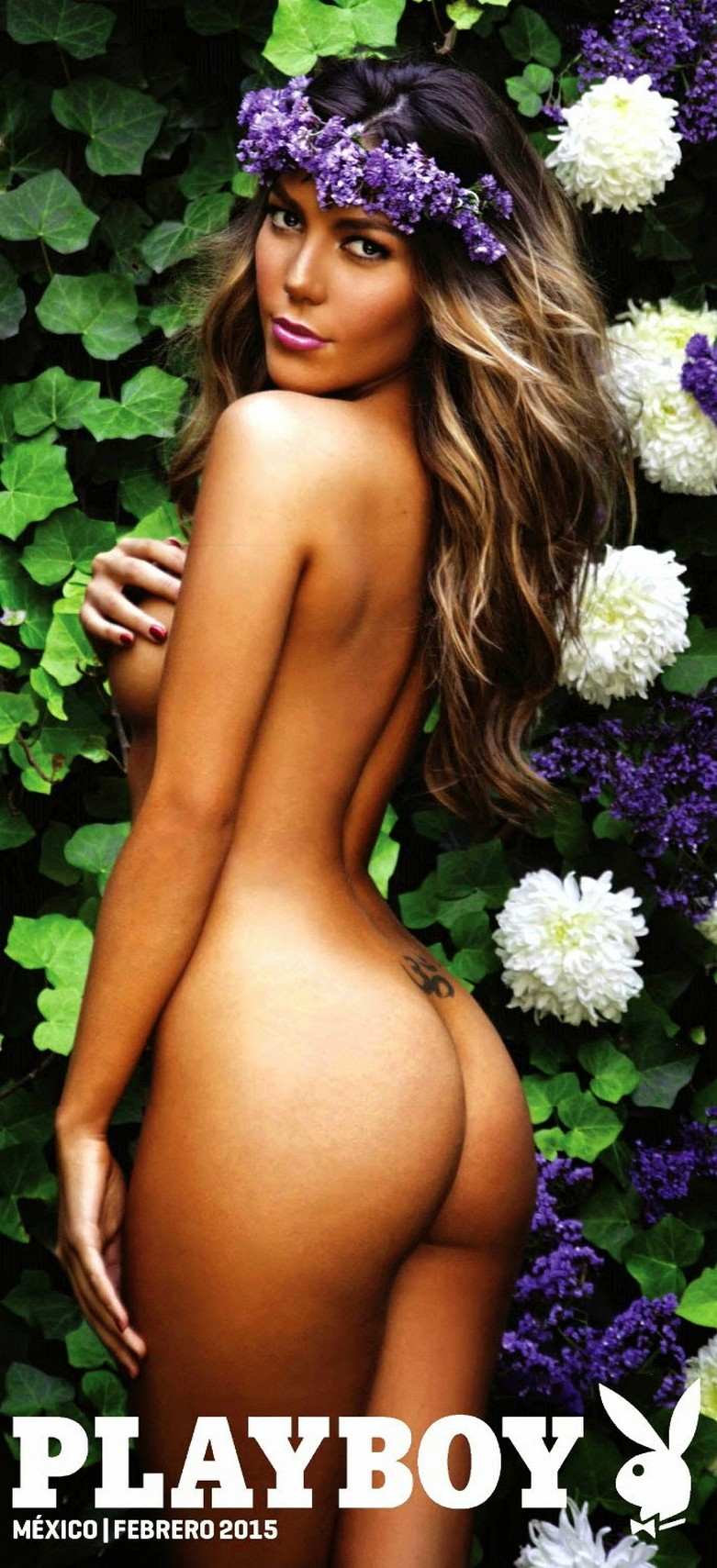 Frida Sofia - Naked Photos in Playboy Mexico! 13