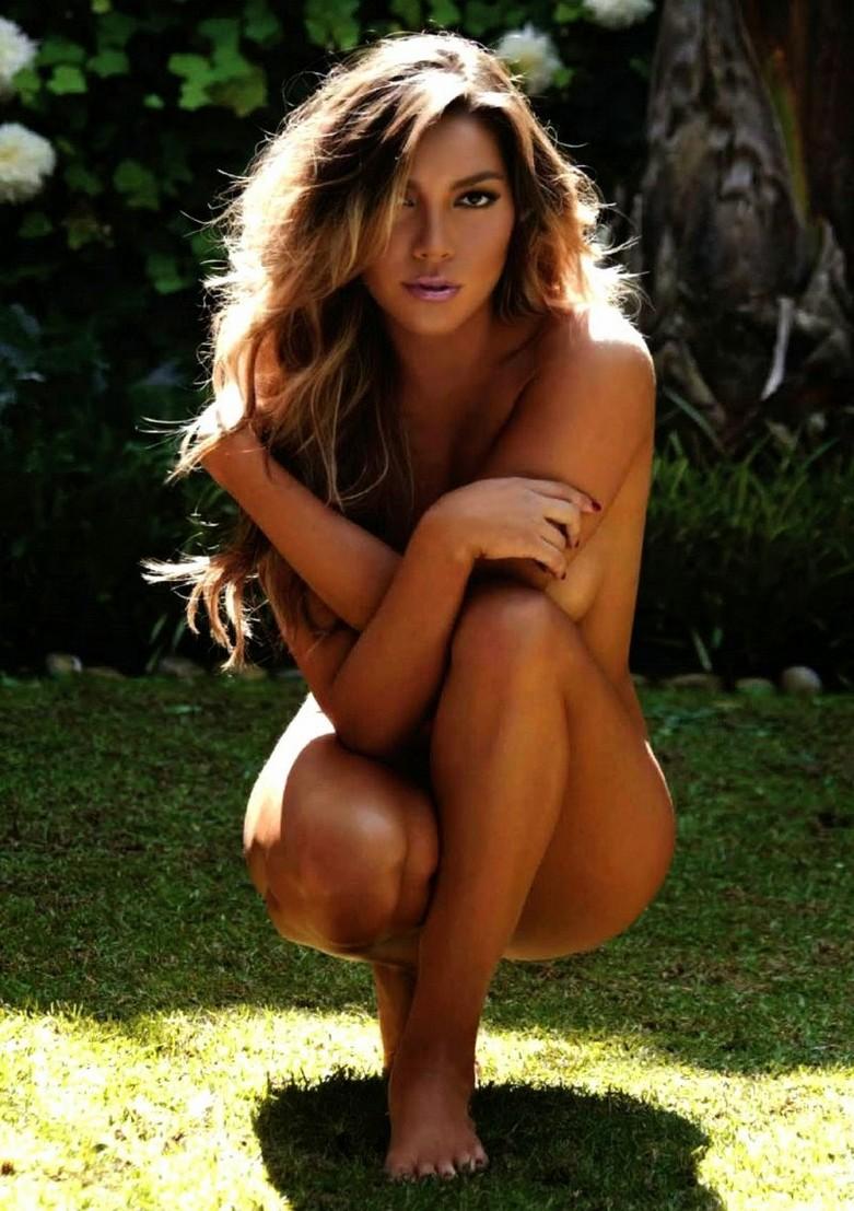 Frida Sofia - Naked Photos in Playboy Mexico! 18