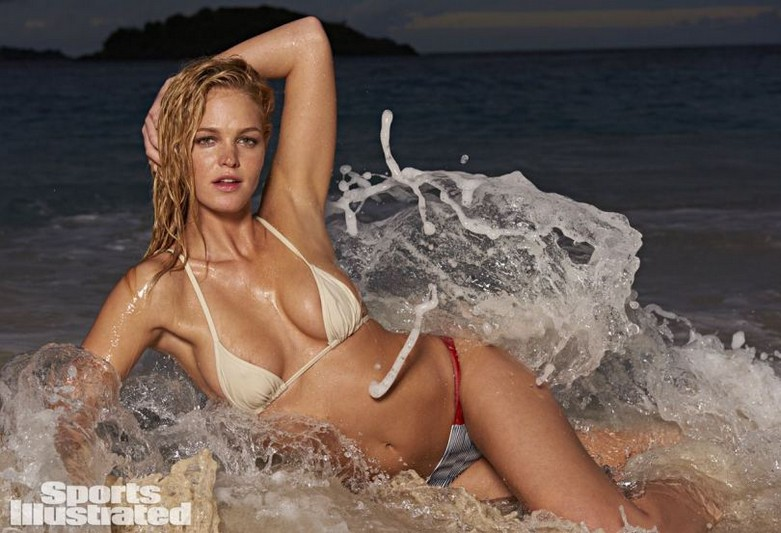 Erin Heatherton – Sports Illustrated Swimsuit Issue 2015 13