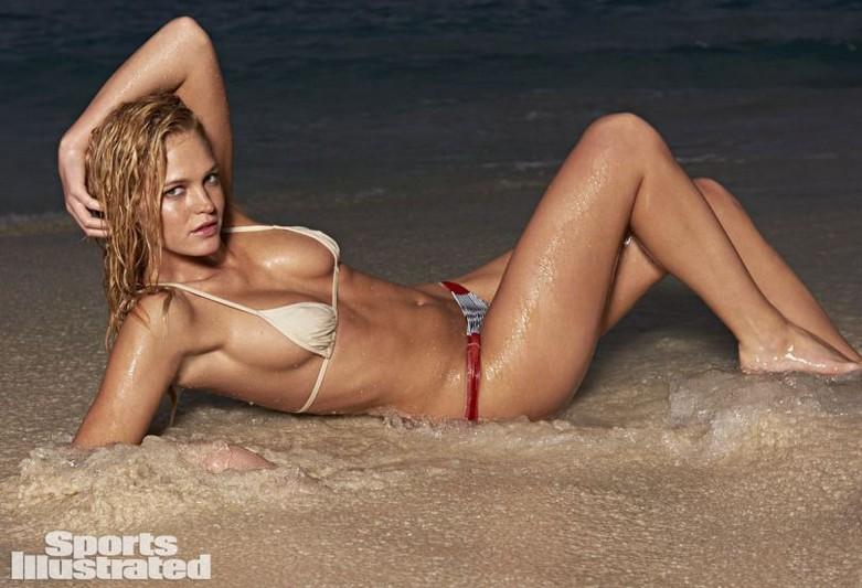 Erin Heatherton – Sports Illustrated Swimsuit Issue 2015 14