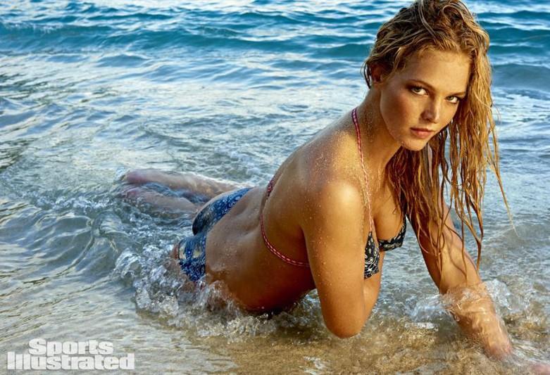 Erin Heatherton – Sports Illustrated Swimsuit Issue 2015 20