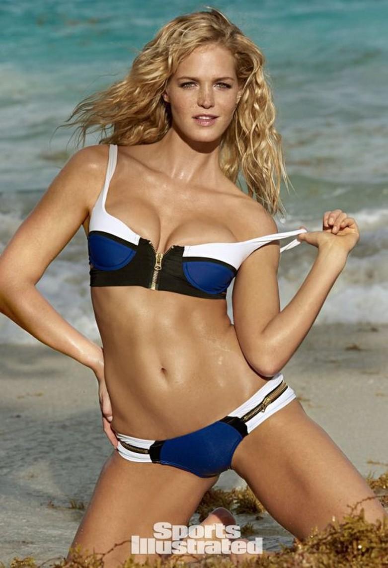Erin Heatherton – Sports Illustrated Swimsuit Issue 2015 28