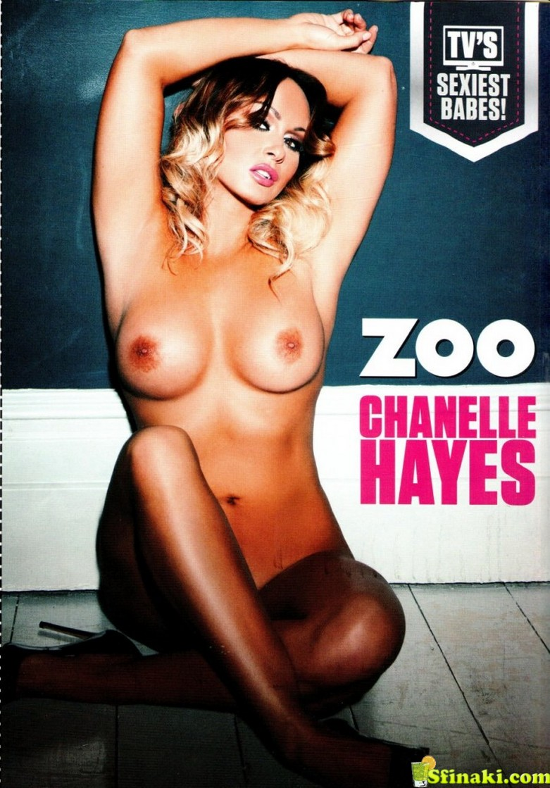 Chanelle Hayes Naked 1