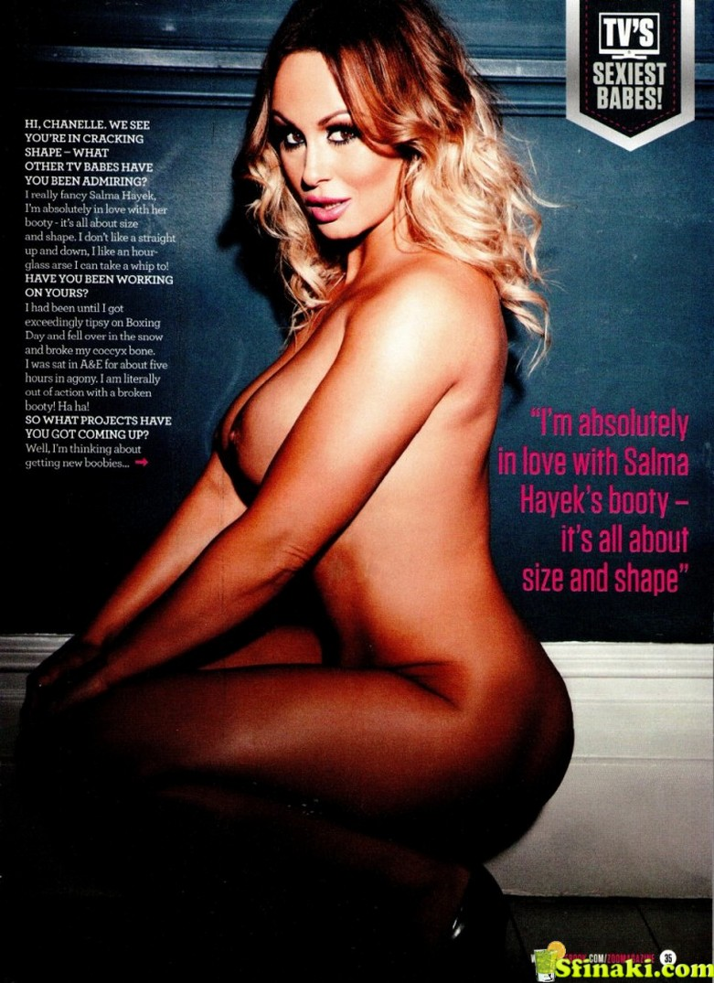 Chanelle Hayes Naked 6