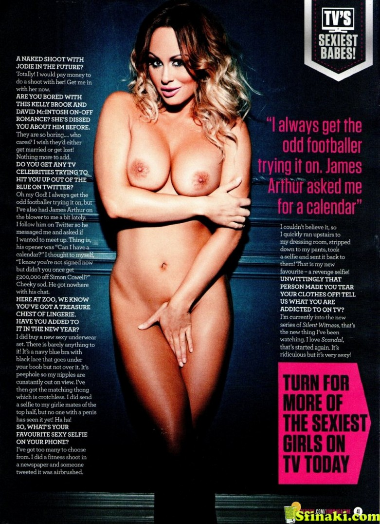 Chanelle Hayes Naked 13