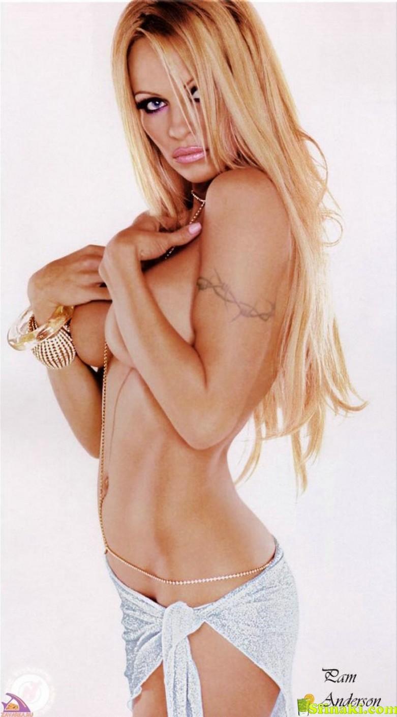 Pamela Anderson Naked 5