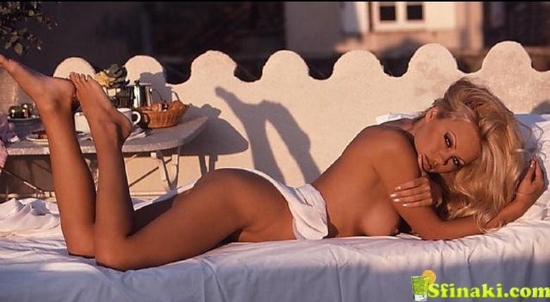 Pamela Anderson Naked 12