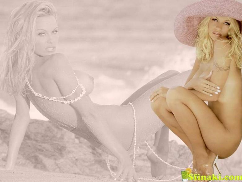 Pamela Anderson Naked 35