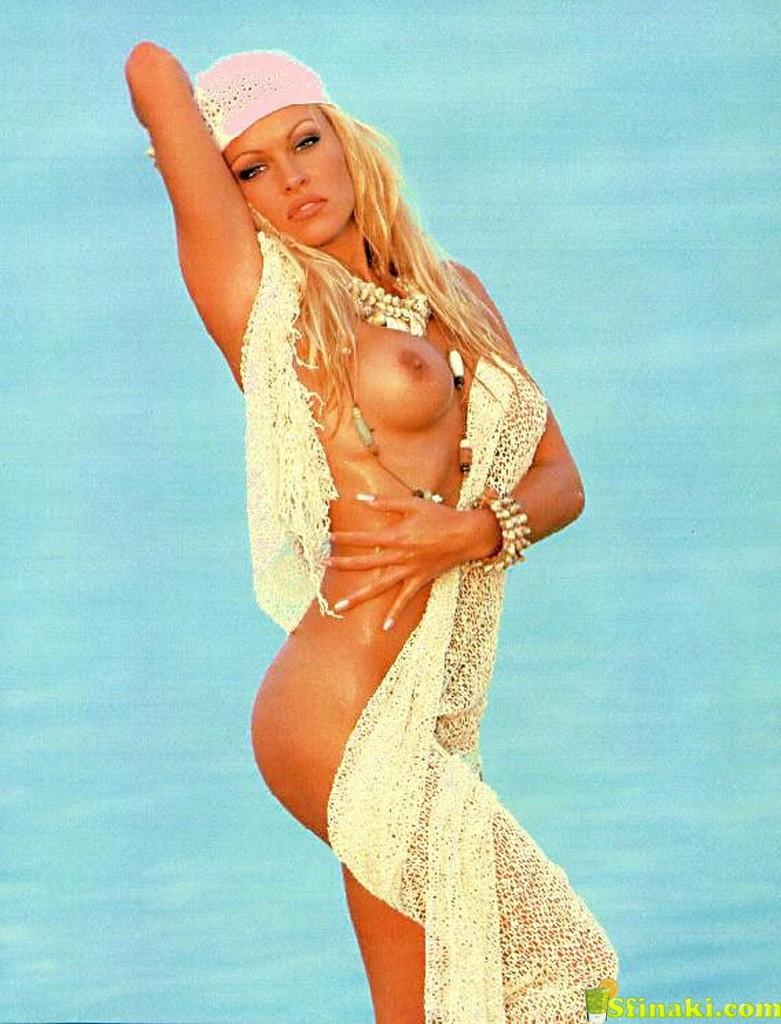 Pamela Anderson Naked 38
