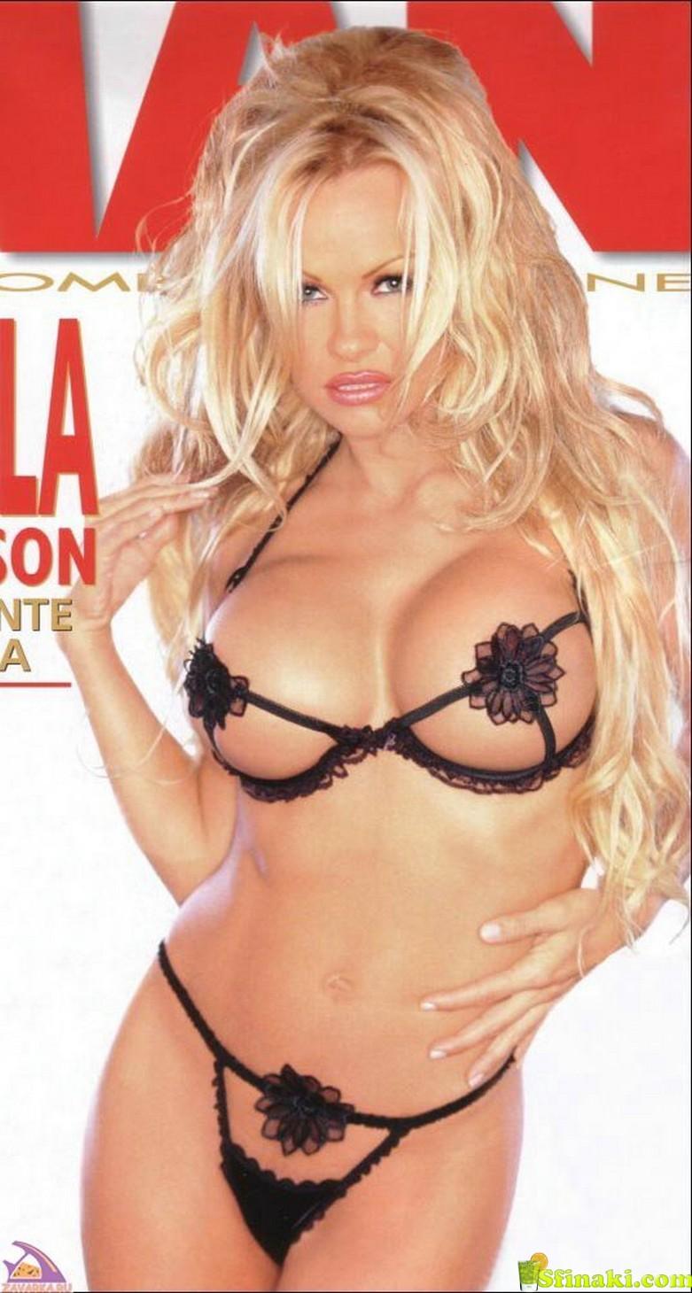 Pamela Anderson Naked 55