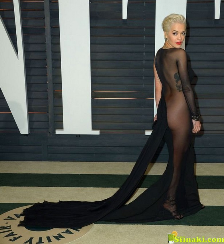 Rita Ora Naked Ass 4