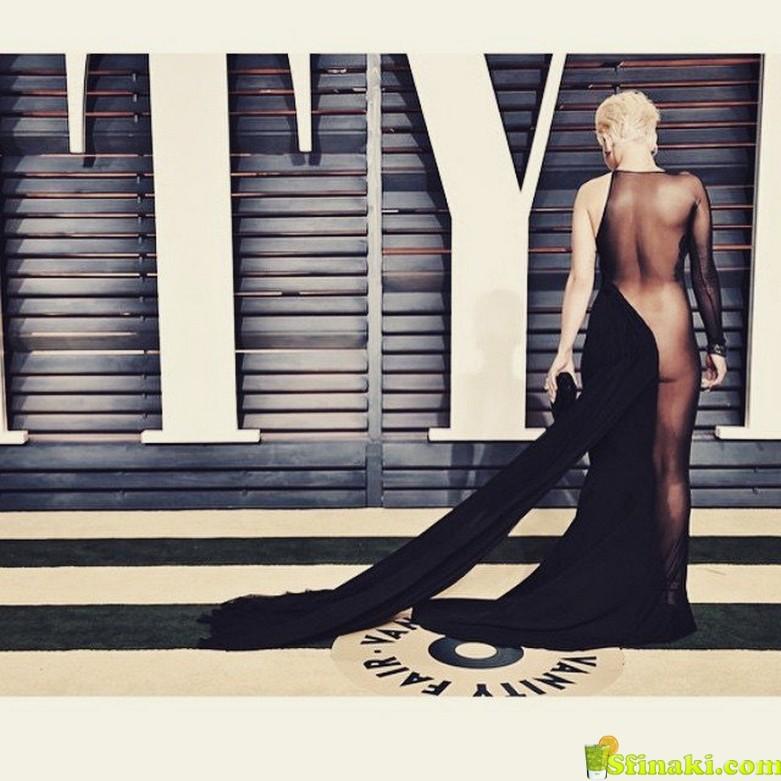 Rita Ora Naked Ass 6