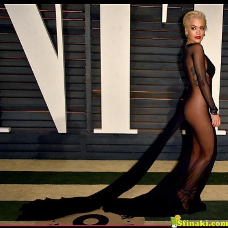 Rita Ora Naked Ass 7