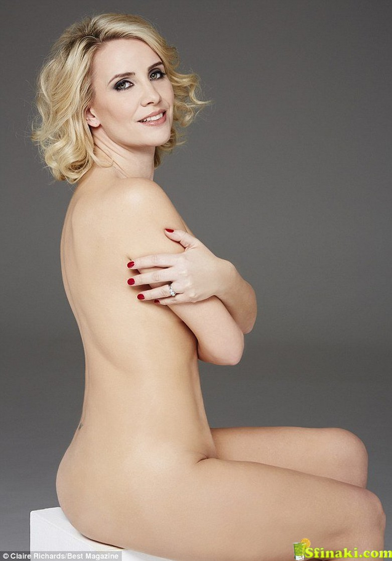 Claire Richards Naked 1