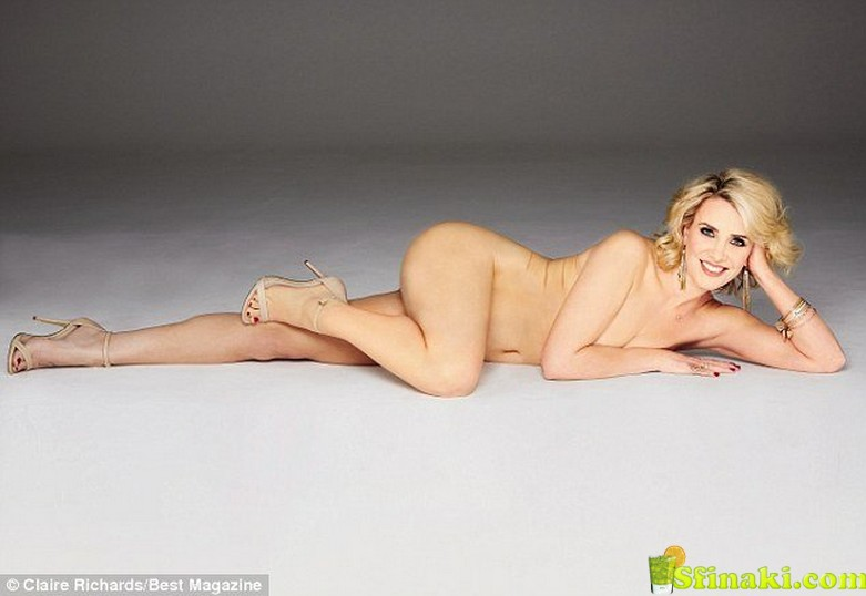 Claire Richards Naked 2