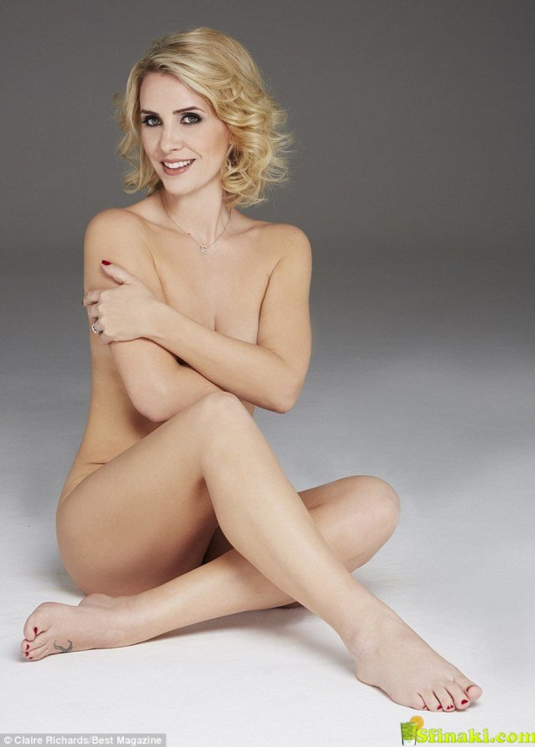 Claire Richards Naked 3