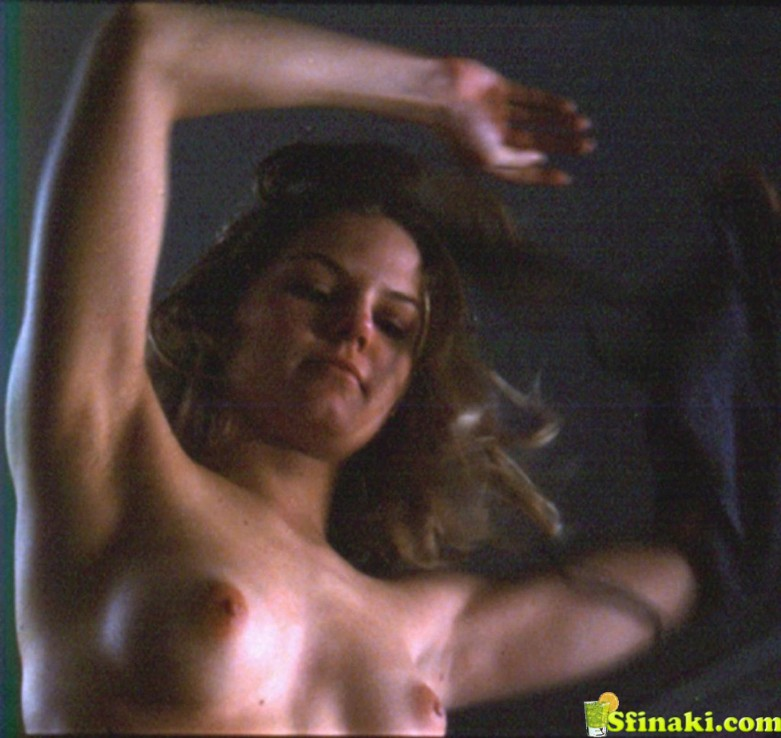 Jennifer Morrison Topless And In Sexy Lingerie 1