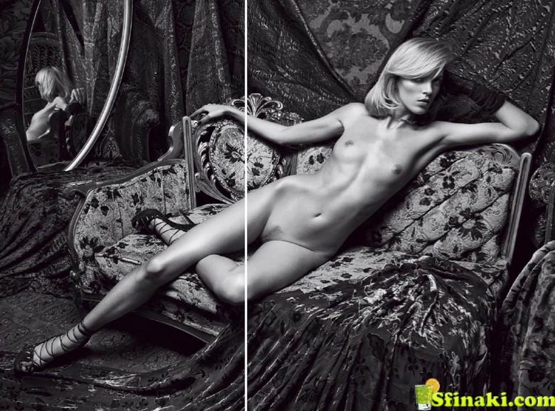 Anja Rubik Naked 1