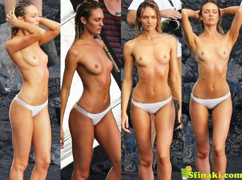 The Ultimate Candice Swanepoel Nude Photo Compilation 54
