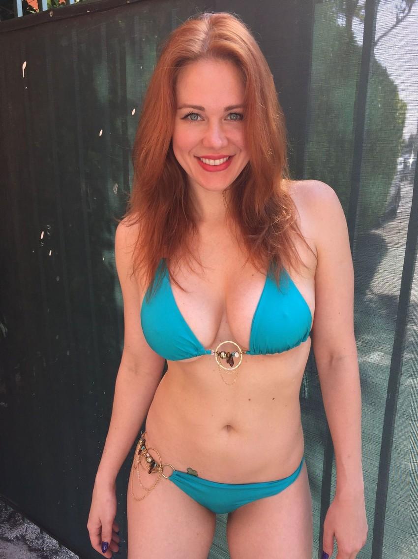 Maitland Ward in Bikini 7