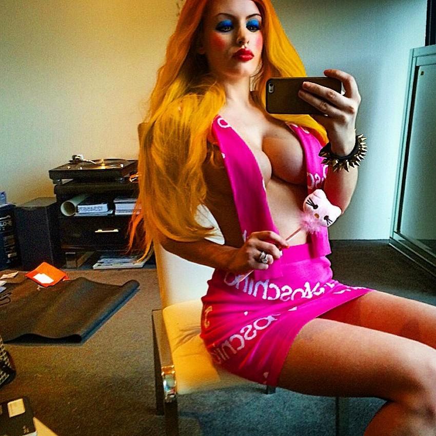 Gabi Grecko Topless 2