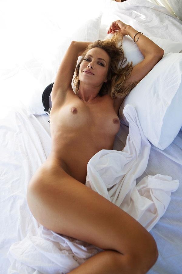 Sarah Valentina Winkhaus - Formula One Sports Expert Naked in Playboy (30 pics) 24