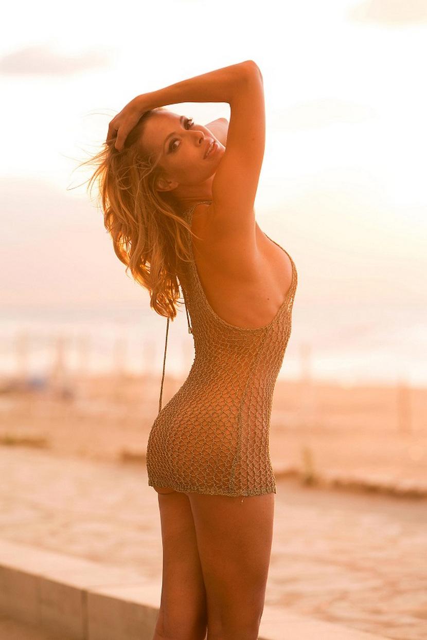 Sarah Valentina Winkhaus - Formula One Sports Expert Naked in Playboy (30 pics) 46