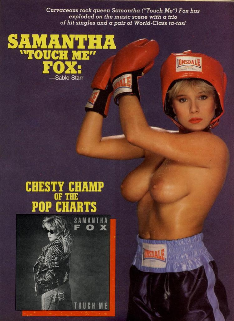Samantha Fox – Nudes Mega Pack 28