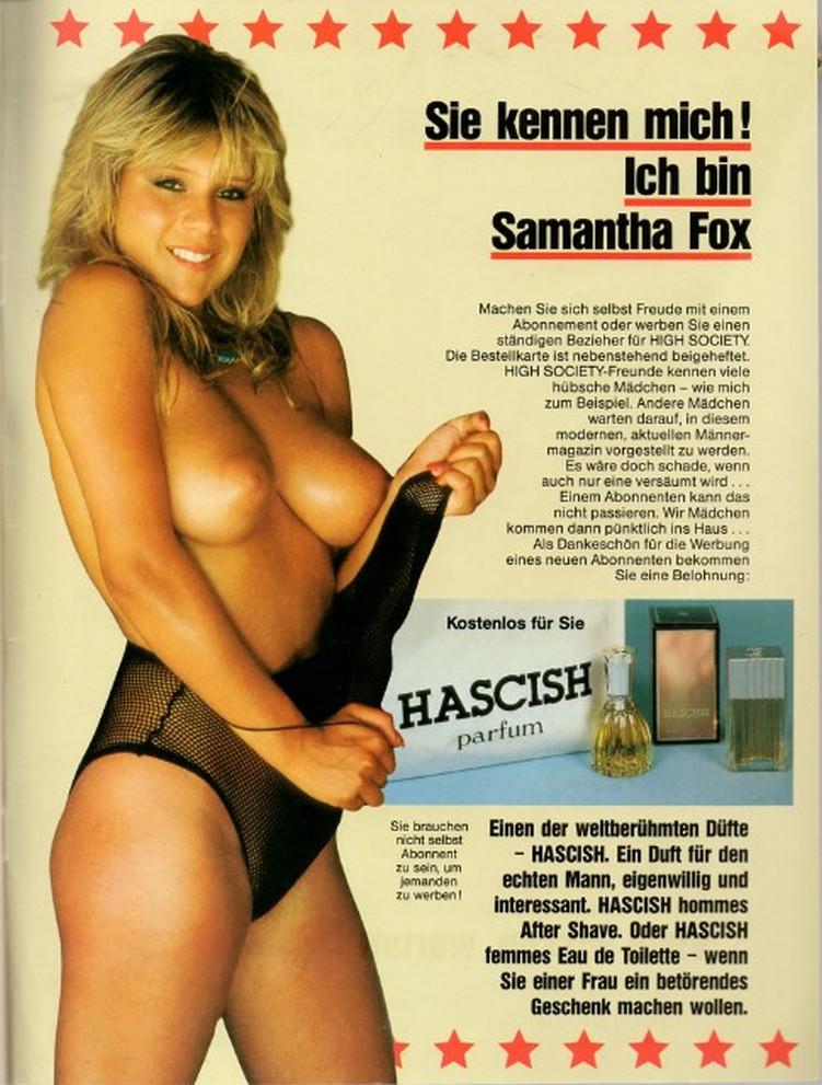 Samantha Fox – Nudes Mega Pack 61