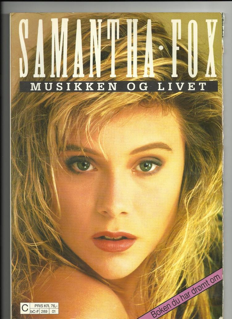 Samantha Fox – Nudes Mega Pack 83