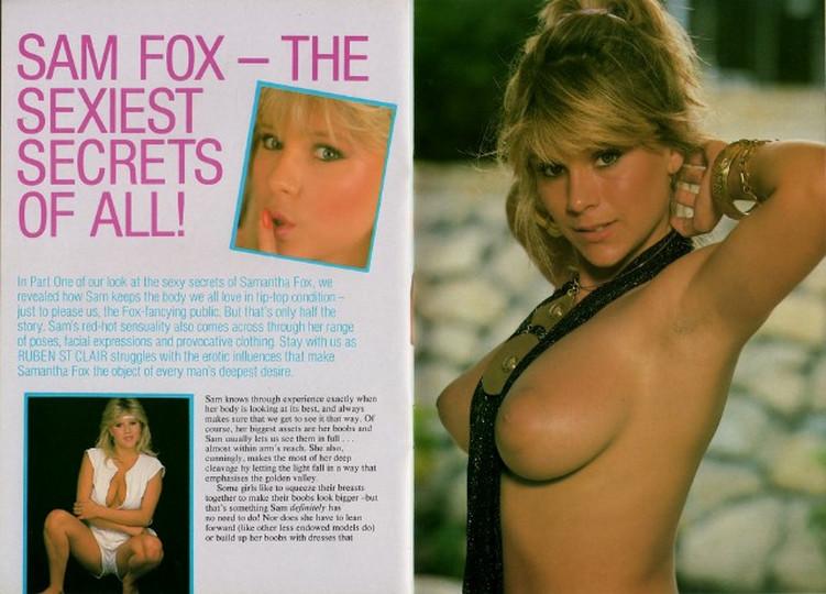 Samantha Fox – Nudes Mega Pack 94
