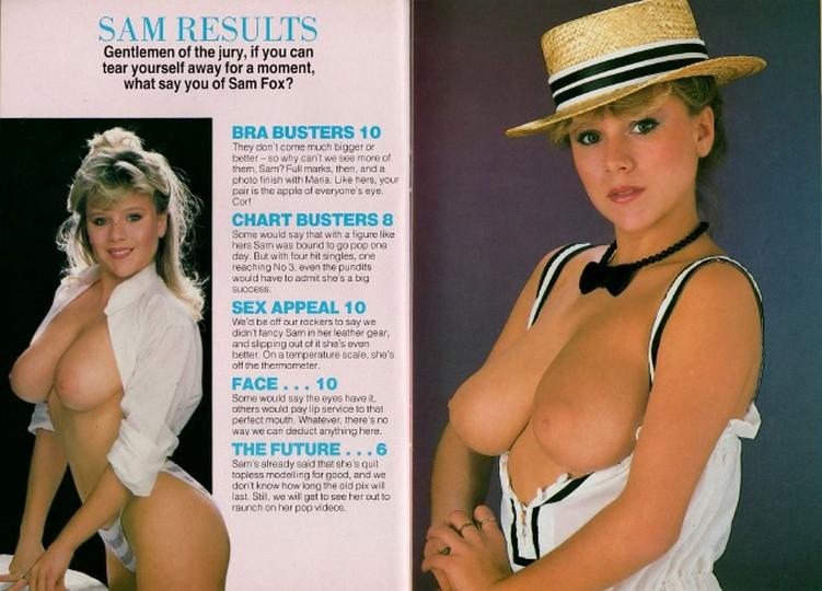 Samantha Fox – Nudes Mega Pack 96