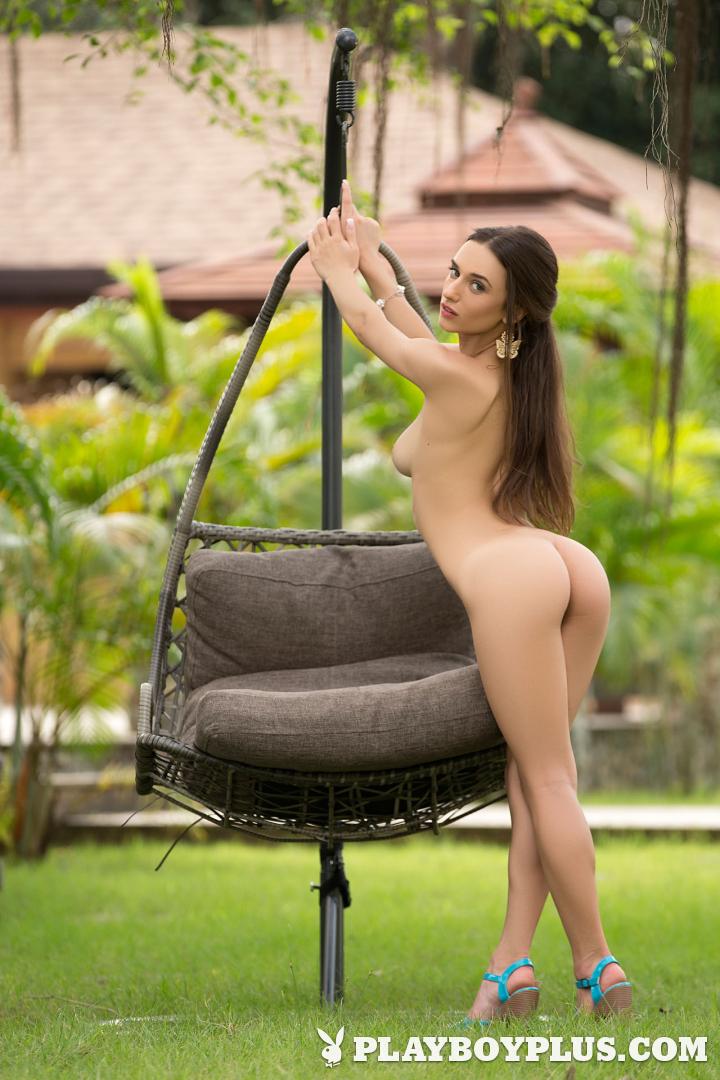Gloria Sol is In Full Swing - Playboy Plus 25