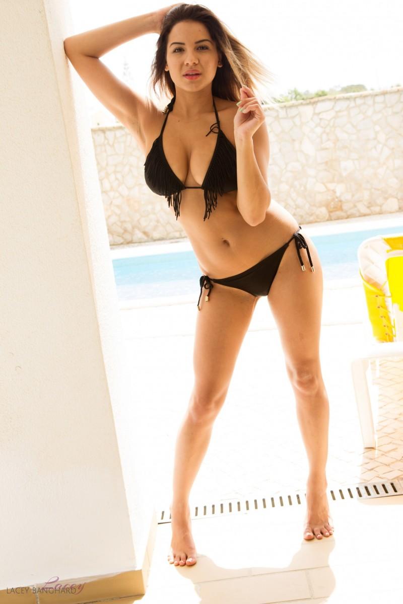 Lacey Banghard - English Glamour Model Naked Photos (52 pics) 13
