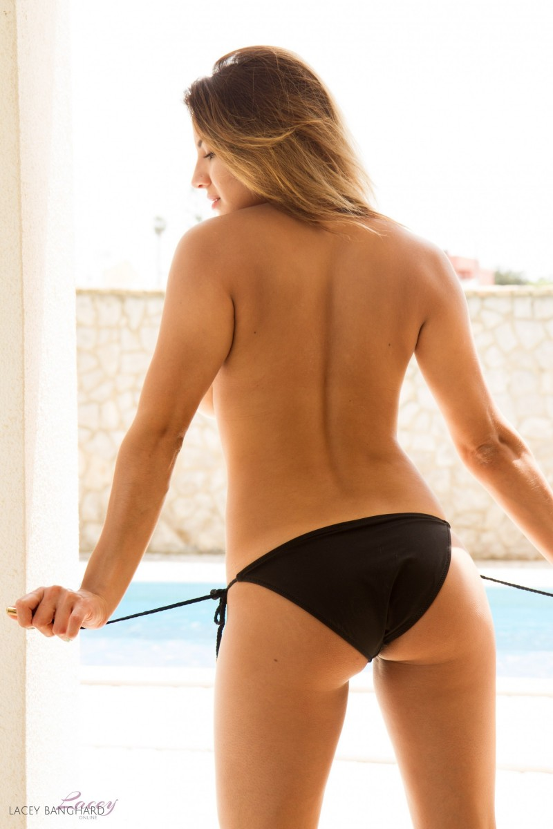 Lacey Banghard - English Glamour Model Naked Photos (52 pics) 14