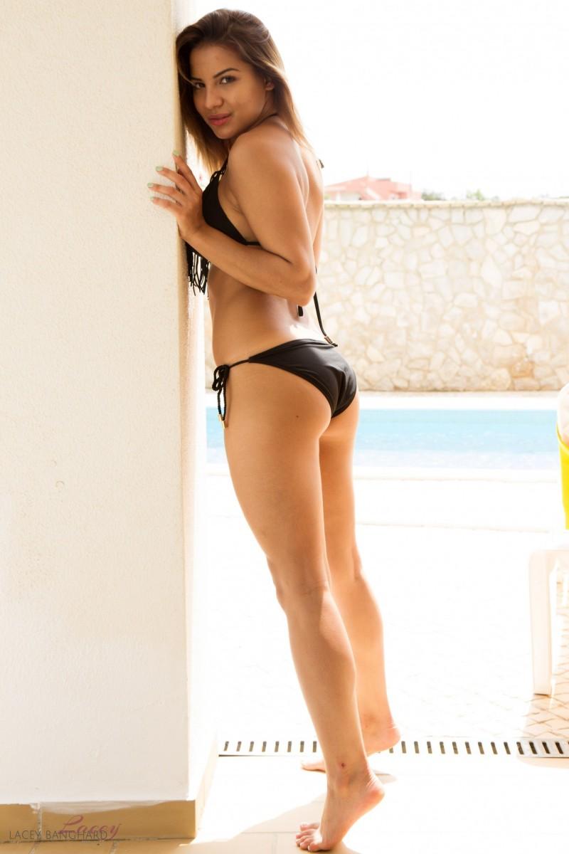 Lacey Banghard - English Glamour Model Naked Photos (52 pics) 16