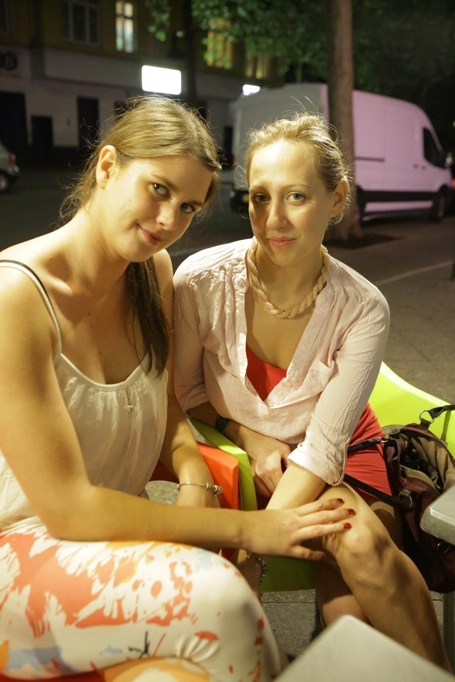 Η Agnes και η Mira, κάνουν καλή παρέα μαζί! 47